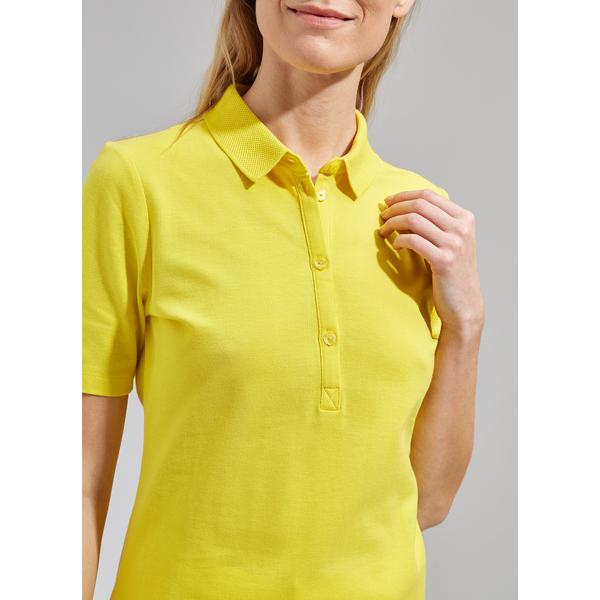Artikel klicken und genauer betrachten! - Schmal geschnittenes Poloshirt aus 100% Baumwolle von MAERZ Muenchen. Das unifarbene Polo verbindet höchste Qualität und modernes Design. Besondere Details, wie der Piqué-Kragen und die farblich abgestimmte Knopfleiste verleihen dem Style das gewisse Etwas! Die hochwertige Baumwolle ist besonders angenehm auf der Haut zu tragen und garantiert einen hohen Tragekomfort. | im Online Shop kaufen